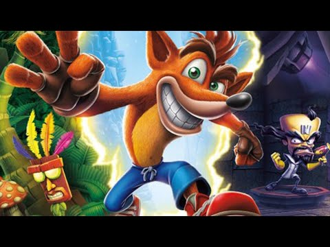 Crash N'Sane Trilogy: Switch Gameplay Demo - IGN Live E3 2018