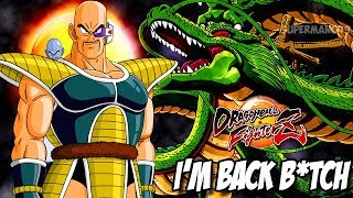 I Got All 7 Dragon Balls! SHENRON GRANT MY WISH! - Dragon Ball FighterZ: Nappa, Piccolo & Vegeta