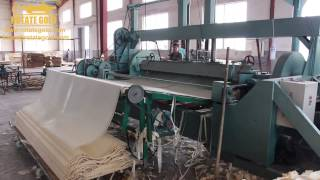 Jinli Plywood Machine Log Rotary Veneer Peeling Lathe Machine