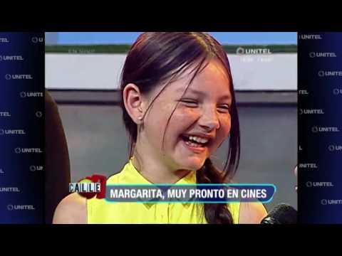 Francisca Aronsson y Melania Urbina protagonistas de la película