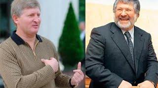 Коломойский собирается поиметь Фирташа и Ахметова