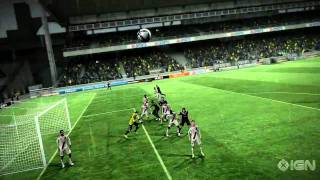 FIFA 11 Trailer - Gamescom