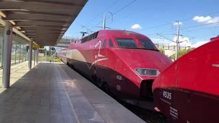 Vidéo Spéciale 100 abonnés ! Spotting SNCF à Aix-en-Provence TGV le samedi 21 juillet 2018 (4K)