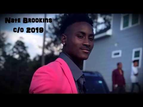 Nate Brookins Senior Year Highlights Westside HS Macon, GA Song by NBA Youngboy Permanent Scar