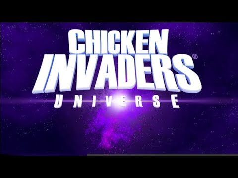 Chicken Invaders Universe [EARLY ACCESS] - A sneak peek of what's to come