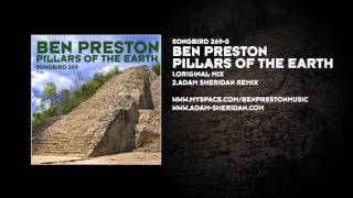 Ben Preston - Pillars Of The Earth