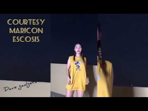 Maricon Escosis No Bra Challenge, Sexy Budots Mix Dance