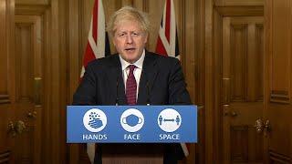 video: Boris Johnson had no choice but to tighten restrictions