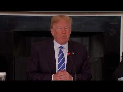 US President Trump unveils $1.5 trillion infrastructure plan