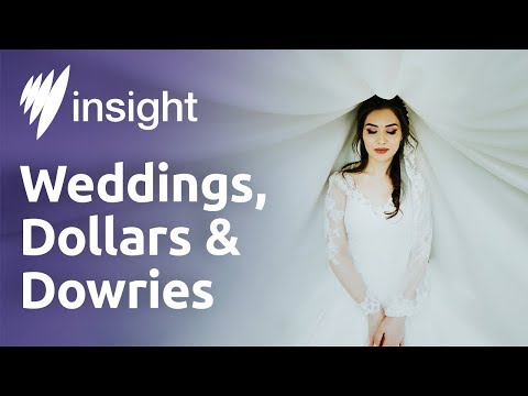 How are dowry customs evolving in Australia?