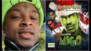 21 Savage Reacts To Layzie Bone Migos Diss Song \