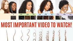 NATURAL HAIR TYPES & TIPS | Curl Pattern, Texture, Density, Porosity & Protein Sensitive