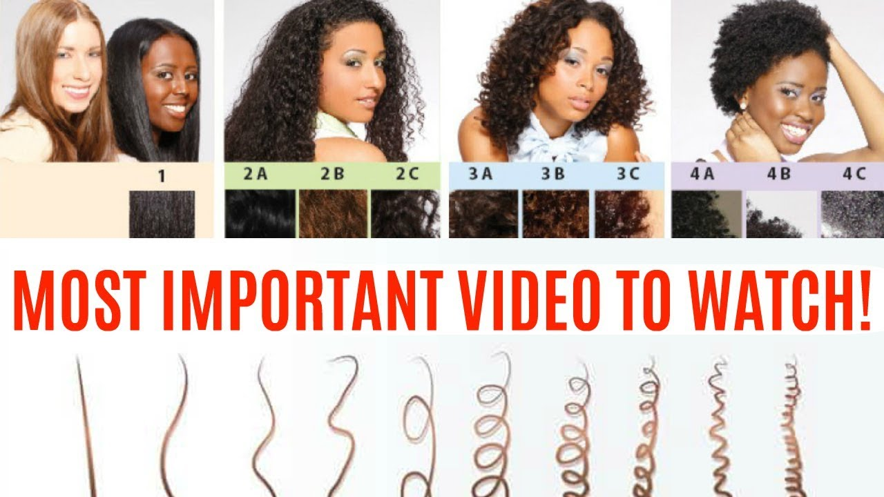 Natural Hair Types Tips Curl Pattern Texture Density Porosity