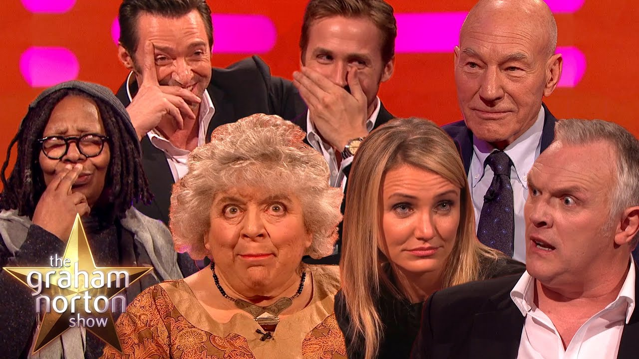 Most Outrageous Couch Stories Ever | Best of The Graham Norton Show