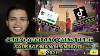 Download Cara Download Dan Main Game SAUSAGE MAN terbaru - Sausage man Indonesia
