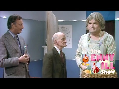Benny Hill - Is There Anything In It? (with Paul Eddington) (1976)