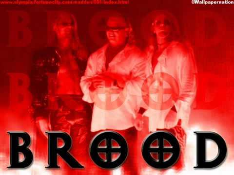WWE WWF Theme - The Brood