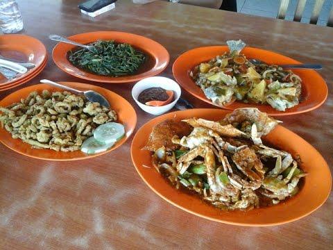 Batam Seafood Culinary Tour Barelang Seafood Restaurant