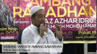 UAI: SEMBANG SANTAI AMBANG RAMADHAN
