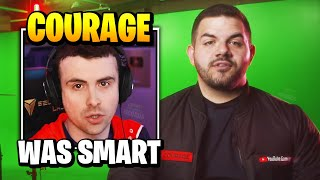 DrLupo Explains Why Courage WAS SMART For Leaving Twitch | Fortnite Daily Funny Moments Ep.470
