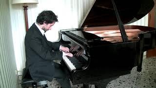 Book 2 - Prelude and Fugue in B flat minor - Andrea Emanuele (Junior Fellow)