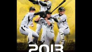 阪神タイガース球団歌(六甲おろし)2013年度版 thumbnail