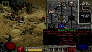 Resurrection of a Classic: Diablo 2 LoD - Recovering the Horadric Cube
