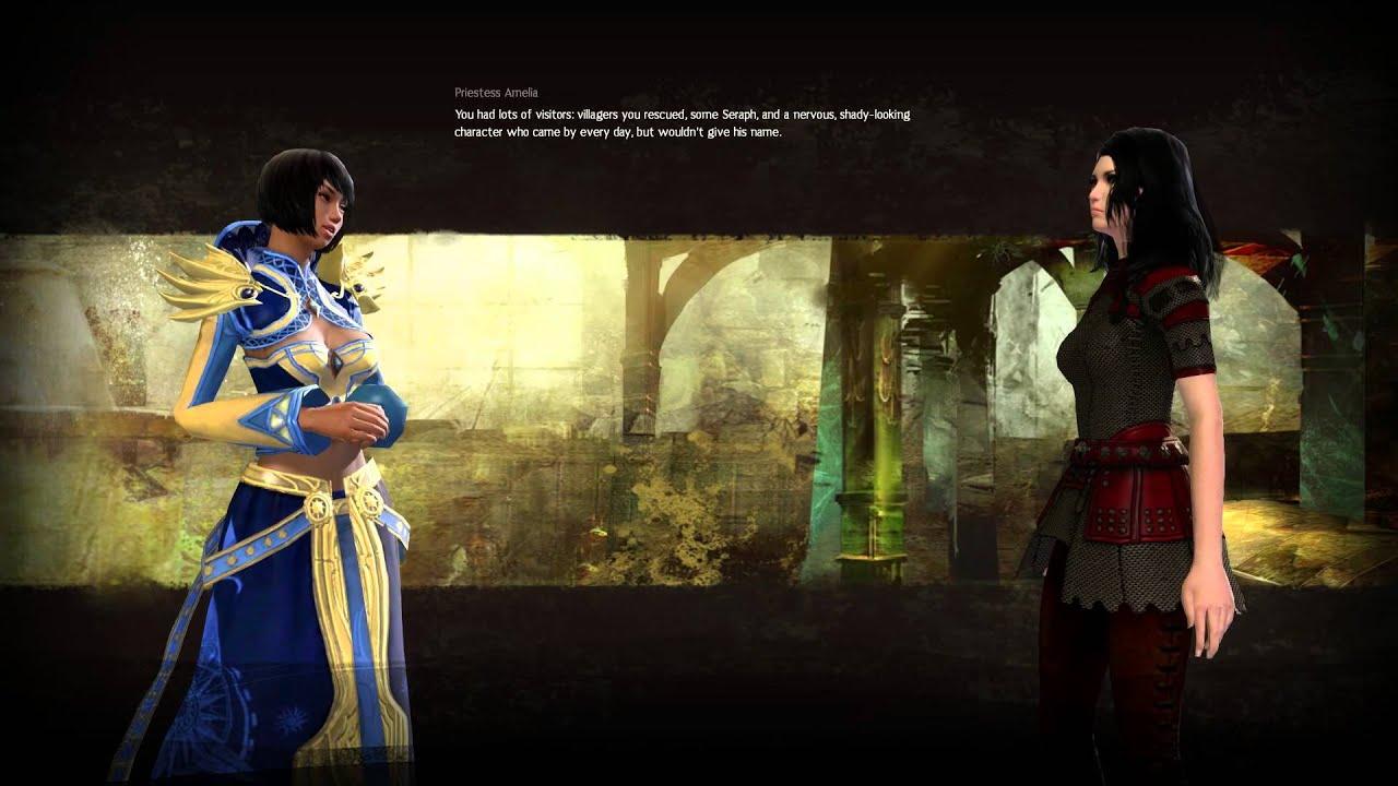 Guild Wars 2 - Kasmeers Staff - YouTube