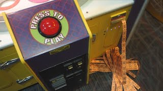 Game | DESTROYING THE ARCADE TICKET GAME!! | DESTROYING THE ARCADE TICKET GAME!!