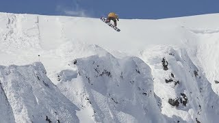 Snowboarders Drop Huge Cliffs | Out Of Service SE02 EP03 thumbnail