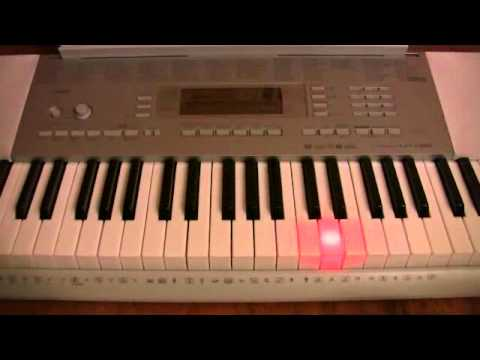 Casio LK-280 Lighted Keyboard Review