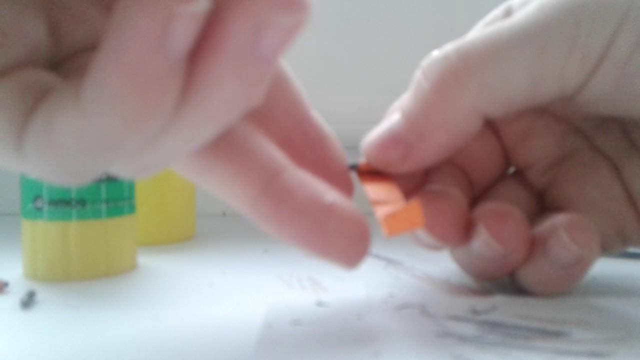 Как сделать пишущий карандаш фото 824