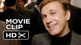 Big Eyes Movie CLIP - Acrylic (2014) - Christoph Waltz, Amy Adams Movie HD