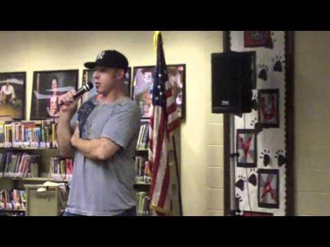 Eddie @ SUVA Middle School
