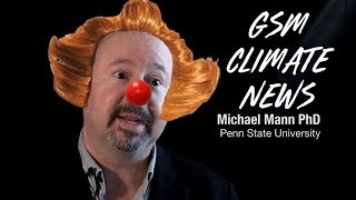 🔁🥈GSM Climate News- Letter to Trump UK Carbon Emissions & Mann the Clown