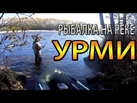 Осень на реке Урми