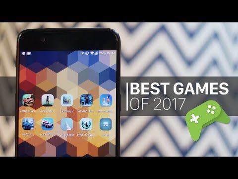 The Best Smartphone Games Of 2017!