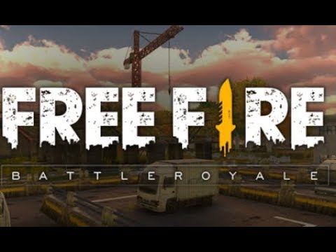Jugando Free Fire Battleground Juego De Supervivencia Youtube