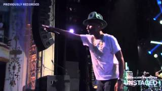 Blurred Lines / Get Lucky / Happy - Pharrell Williams Live