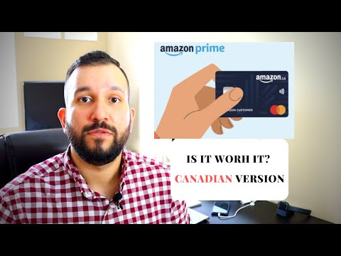 Amazon Rewards Mastercard,​ Canadian Version | Is It Worth It?