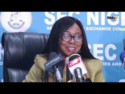 Highlights of Q2, 2018 SEC Nigeria Post CMC Press Briefing