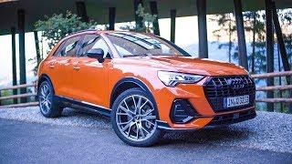 2018 Neuer Audi Q3 45 TFSI - Test Drive | Review | Fahrbericht (Deutsch) ///Lets Drive///