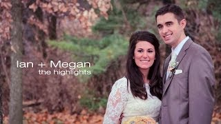 Ian + Megan - Wedding Film Highlights Trailer