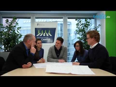 Top Jungingenieure starten ihre Karriere am CAMPUS in Leipzig