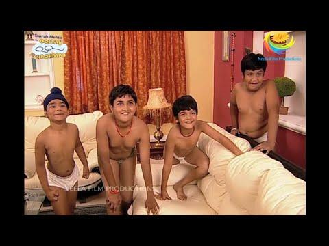 Download Tapu Sena Ne Kiya Kapado Ka Tyag?!   Taarak Mehta Ka Ooltah Chashmah   Tapu Sena Special  तारक मेहता