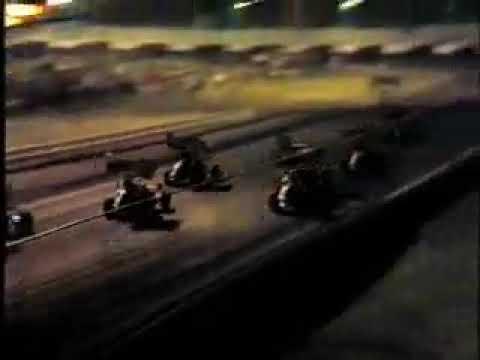NARC Sprint Cars - Calistoga Speedway - (1986) - A-Main Event