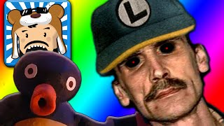 LUIGI THE MURDERER | Trouble in Terrorist Town (Gmod ft Hat Films)