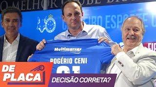 """""""A sensação que tive é que o Rogério tinha a impressão que a qualquer momento poderia ser demitido"""""""