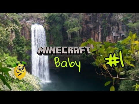 EIN BABY IM DSCHUNGEL!!! Minecraft Baby #1