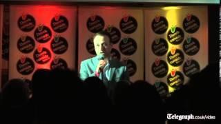 Jake Wallis Simons 39 comedy gig
